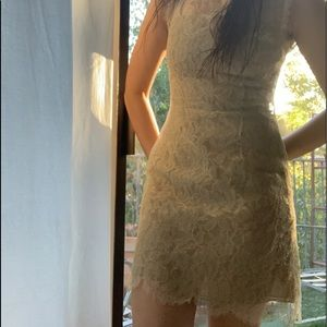 Vera Wang vintage lace Dress
